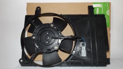 Electroventilador para vehículo Chevrolet Aveo con A/A - motor 1.6
