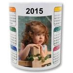 taza calendario