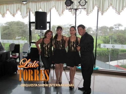 Lalo Torres Orquesta Internacional
