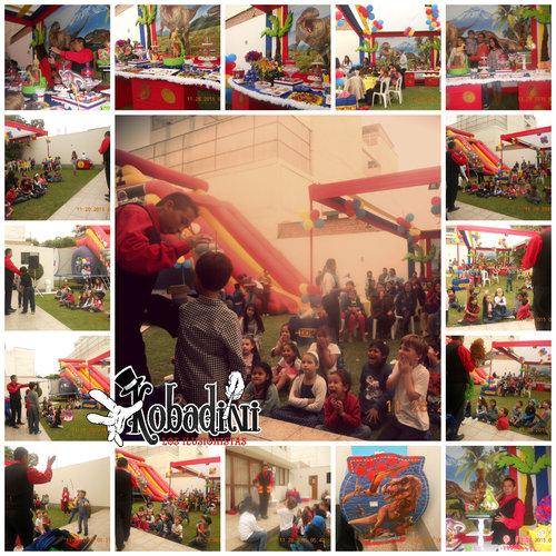 Show mágicos en Lima