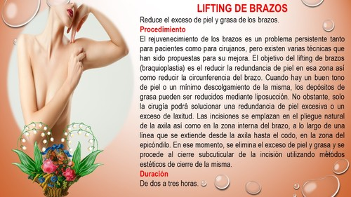 LIFTING DE BRAZOS-CLINICA ARROYO CIRUJANOS