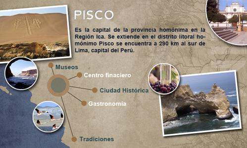 PISCO PARACAS-PERU BUS
