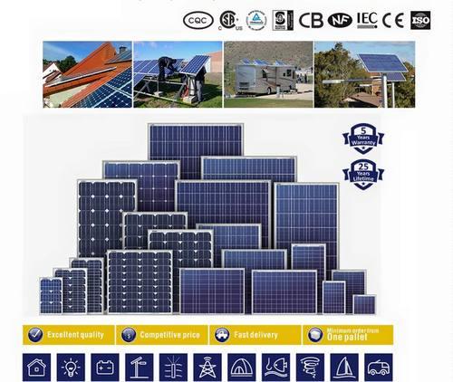 VENTA DE PANELES SOLARES Y ACCESORIOS DE ENERGIA SOLAR