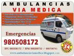 Ambulâncias Via Medica Norte