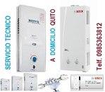 SERVICIO DE CALEFONES DOMESTICOS E INDUSTRIALES, ELECTRICOS Y GAS