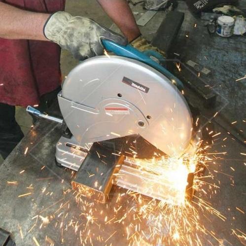 Tronzadora de Metales Marca Makita-Japon Modelo 2414 NBEX