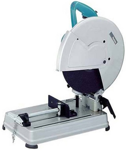 Brand Makita miter saw Metal-Japan Model 2414 NBEX