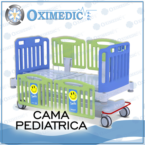 Cama pediatrica
