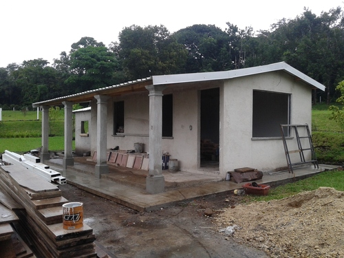 Premade house
