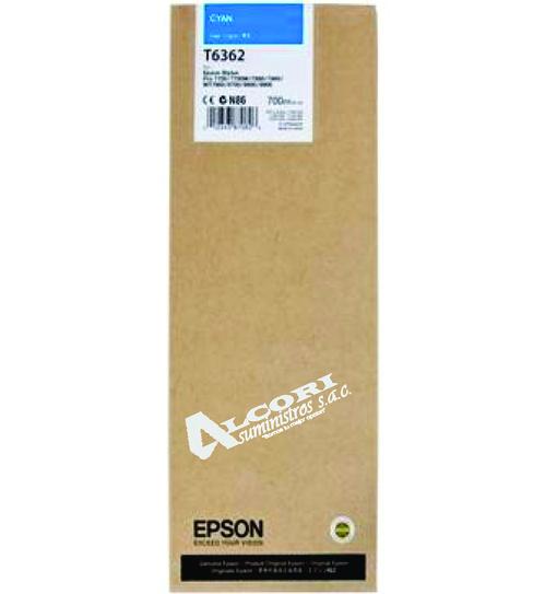 TINTA EPSON T636200 CIAN SP 7900/9900