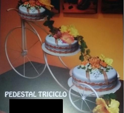 Pedestal de torta