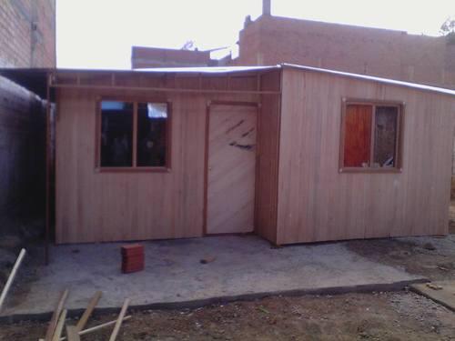casa pre fabricada en TARMA-PERU