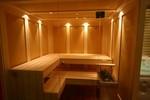 CABINE sauna portátil DRY