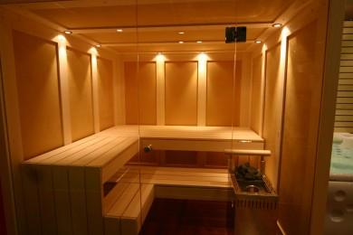 DRAAGBARE droge sauna CABIN