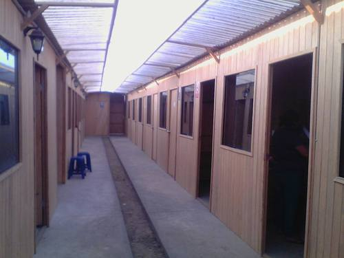 accommodation in PACHACUTEC