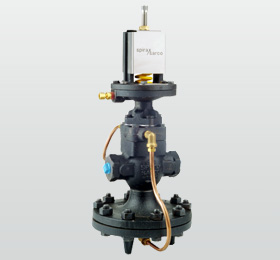 Calderas Ciesac GROUP - 25P VAPOR REDUCING VALVE SPIRAX