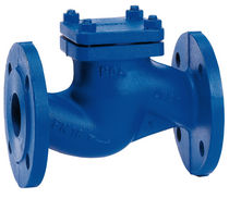 STEAM - WAVY STEP CHECK VALVE TYPE - H PN16