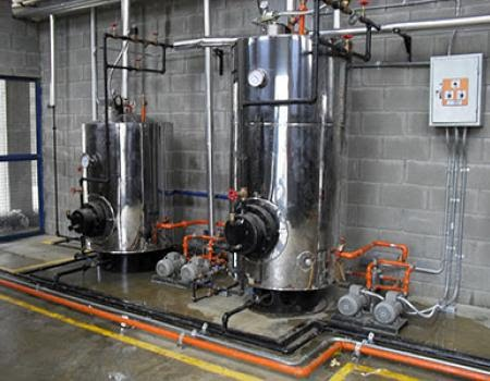 STEAM - STEAM WATER HEATERS