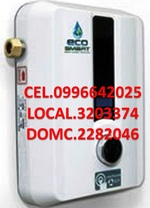 WATER HEATER ECO SMART