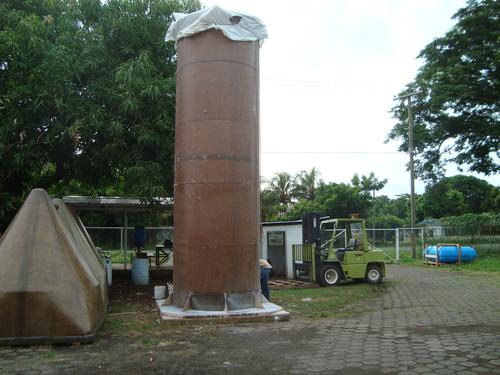 Sistemas de Tratamientos de Agua, Tanques, Casetas, Postes Electricos
