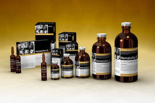 Hematofos B12®  - Solución Inyectable