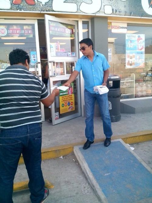 Agencia de reparto de volantes en Culiacan Sinaloa
