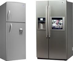 UNDER SENA refrigerators and washing machines