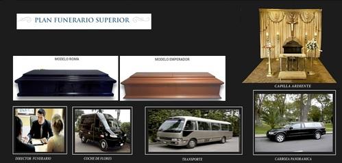 Funeral lima peru superieure plannen