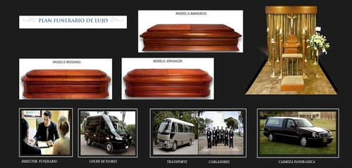 Funeraria lima peru lujo
