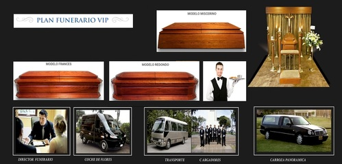 lima peru begrafenis vip