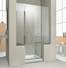 division para baño en vidrio
