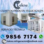 FRIO em Tegucigalpa QUARTOS