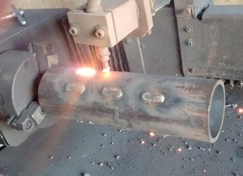 Aplicacion:Soldadura de Tubos Para Perforacion Diamantina Alambre FCAW