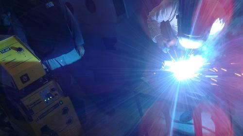 Anwendung: Automotive Repair mit Prozess MIG / MAG