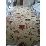 Reparatie en linoleum vloeren plaatsing