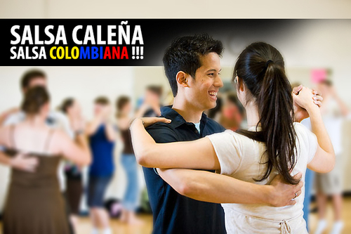 Salsa classes Calena