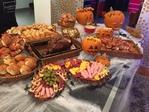 Halloween tafel