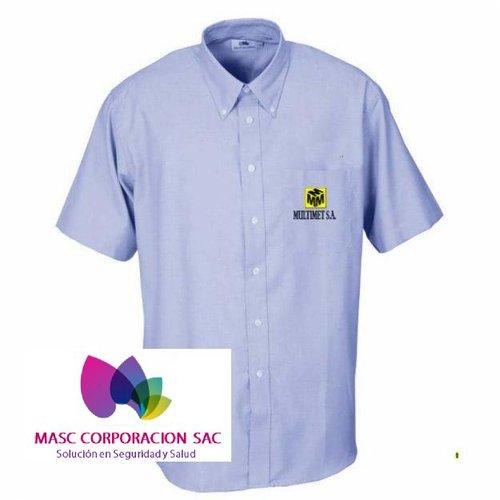 Oxfort de shirts voor uniformen