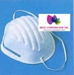 DISPOSABLE MASK CONE