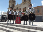 MARIACHIS in Ayacucho