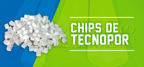 CHIPS DE TECNOPOR