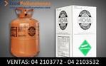Gases Refrigerantes 404A Guayaquil
