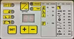 Automotive Debugging Machine-Spotter Brand DECA-Italia Mod. SW 22