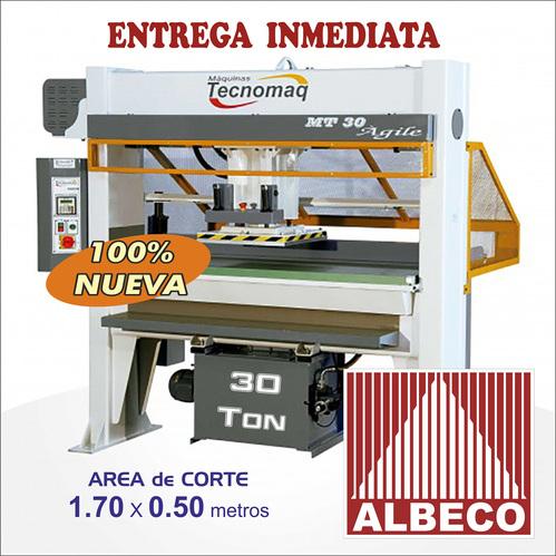 TROQUELADORAS DE PUENTE de 30 Ton TECNOMAQ -ALBECO en LIMA - PERU
