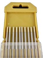 Electrodos de Tungsteno Lanthanados / 2% de Oxido de Lanthano (La O3)