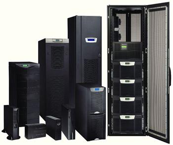 UPS on line doble conversión monofásicos, bifásicos y trifásicos