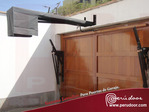 automatic garage doors Peru door