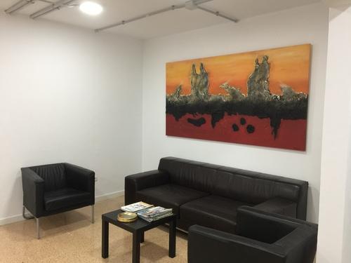 Sala de espera de Gonzalez Torres Abogados