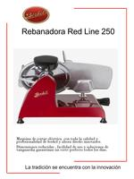 REBANADORA BERKEL RED LINE