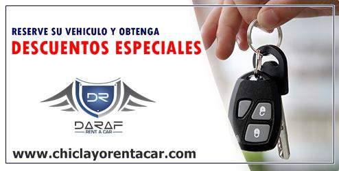 Alquiler de autos Chiclayo